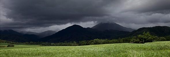 Mountain Range…Mossman