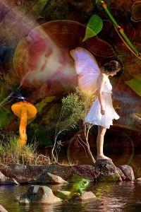 nf165a. Fairy Steps Artcard